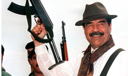 Saddam Hussein Alps killings