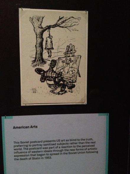 ABD sanatında hakikatin yer-siz'liği...