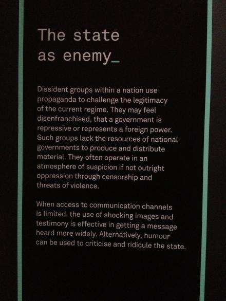 """""""Düşman olarak Devlet"""""""