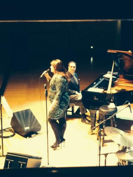 Jane Monheit konseri (Fotoğraf: Filiz Taylan Yüzak)