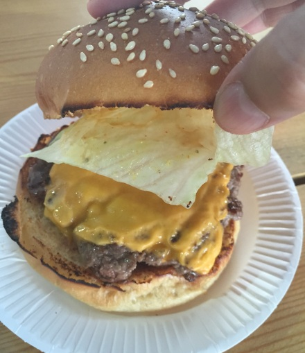 Burgere geell... (Fotoğraf: Filiz Taylan Yüzak)